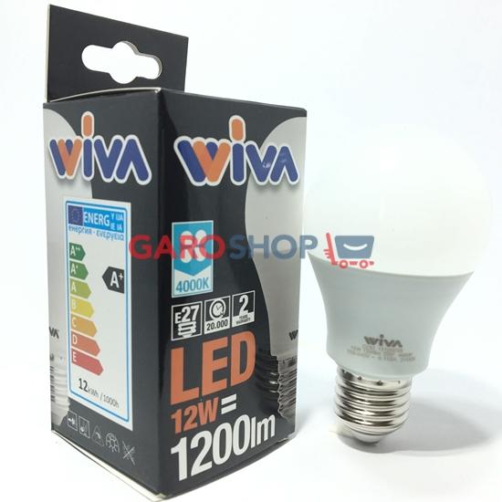 WIVA LAMPADINA LED E27 12W BULB A60