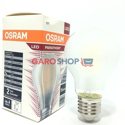 OSRAM Parathom Retrofit Classic E27 A 4W A++ Ghiaccio FILAMENTO LED