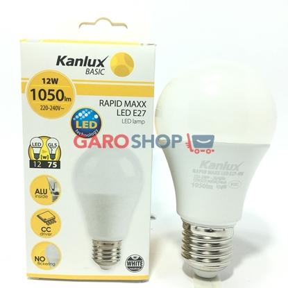 KANLUX RAPID MAXX LAMPADINA LED E27 12W BULB A60