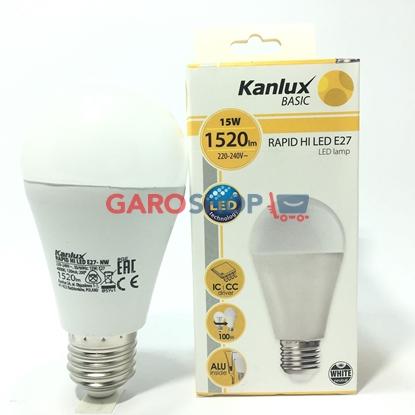 Immagine di KANLUX RAPID LAMPADINA LED E27 15W BULB A60