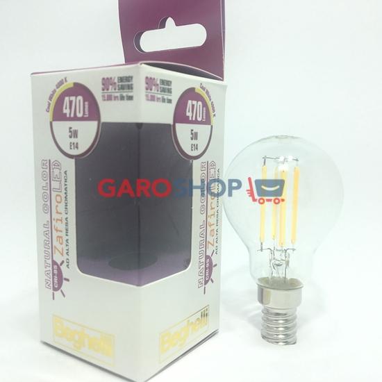 SFERA  NATURAL COLOR ZAFIRO LED (CRI95) 5W E14