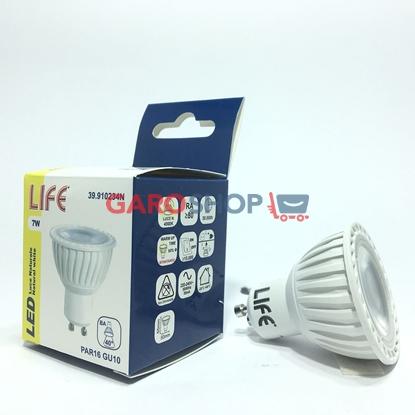 LIFE PAR16 LAMPADINA LED GU10 7W FARETTO SPOTLIGHT 40°