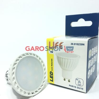 LIFE PAR16 LAMPADINA LED GU10 7W FARETTO SPOTLIGHT 110°