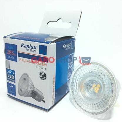 KANLUX FULLED LAMPADINA LED GU10 3,3W FARETTO SPOTLIGHT 120°