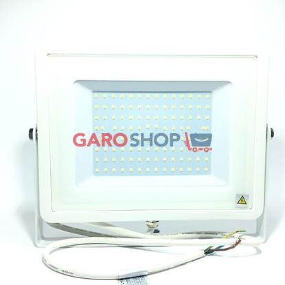 V-TAC PRO VT-100 FARO LED SMD 100W ULTRASOTTILE CHIP SAMSUNG DA ESTERNO COLORE BIANCO