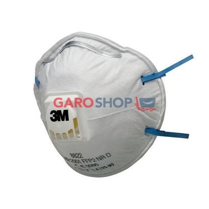 3M™ Respiratore monouso 8822, FFP2 NR D, con valvola